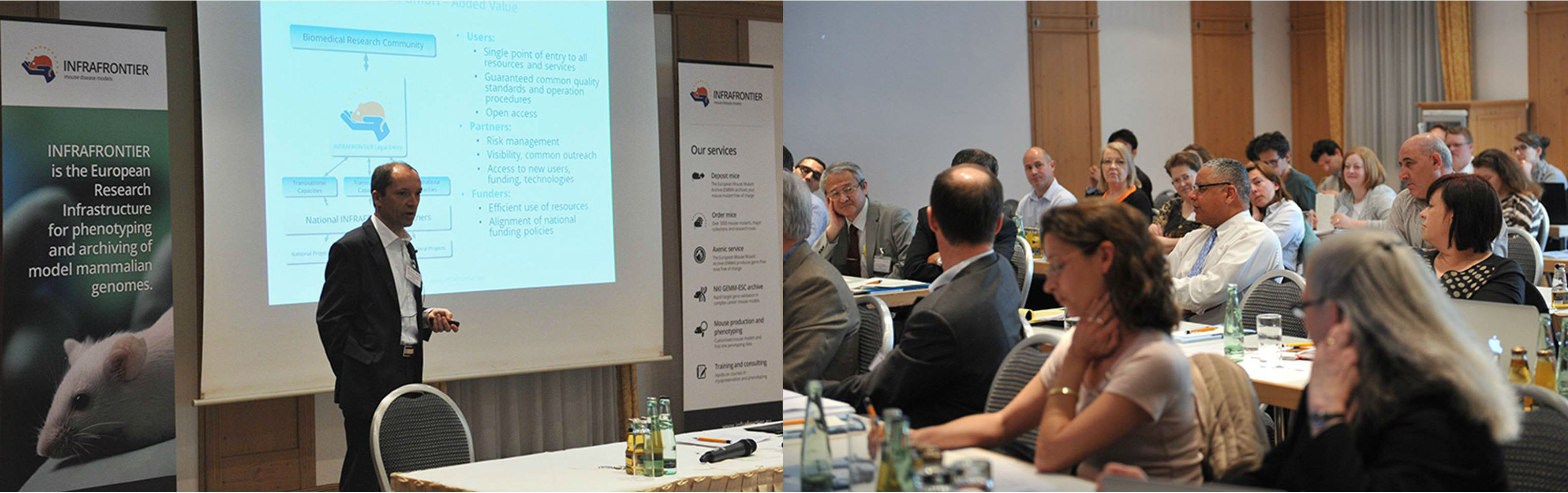 INFRAFRONTIER/IMPC Meeting Munich, May 2014IN