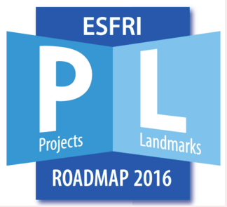 Logo of the ESFRI Roadmap 2016